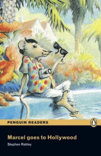 Pearson English Readers: Marcel goes to Hollywood