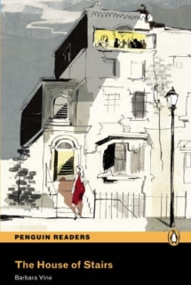 Pearson English Readers: The House of Stairs + Audio CD