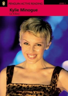 Pearson English Active Readers: Kylie Minogue + Audio CD