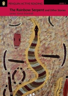 Pearson English Active Readers: Rainbow Serpent Book + Audio CD