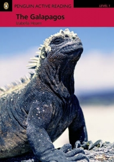 Pearson English Active Readers: The Galapagos Book + Audio CD