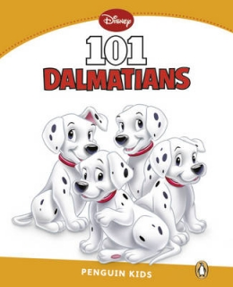 Pearson English Kids Readers: 101 Dalmations