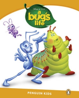 Pearson English Kids Readers: A Bug's Life