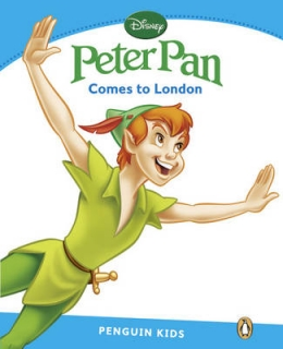 Pearson English Kids Readers: Peter Pan