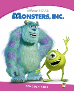 Pearson English Kids Readers: Monsters Inc