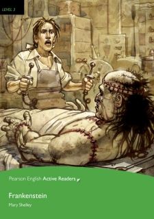 Pearson English Active Readers: Frankenstein + Audio CD