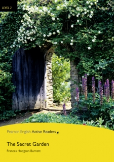Pearson English Active Readers: The Secret Garden + Audio CD