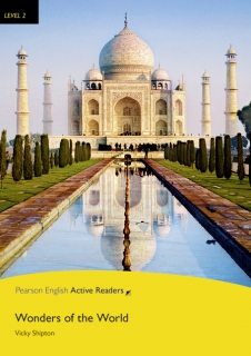 Pearson English Active Readers: Wonders of the World Book + Audio CD