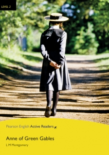 Pearson English Active Readers: Anne of Green Gables + Audio CD