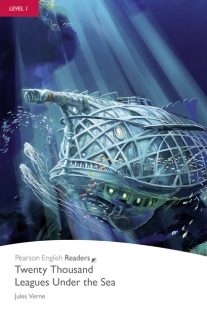 Pearson English Readers: 20,000 Leagues Under the Sea