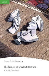 Pearson English Readers: The Return of Sherlock Holmes