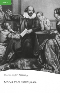 Pearson English Readers: Stories from Shakespeare