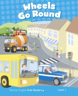 Pearson English Kids Readers: Wheels Go Round CLIL