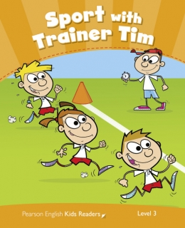 Pearson English Kids Readers: Sport with Trainer Tim CLIL