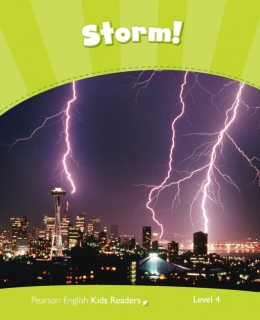 Pearson English Kids Readers: Storm! Reader CLIL