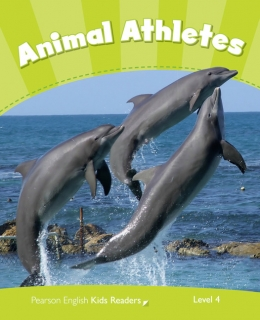 Pearson English Kids Readers: Animal Athletes CLIL