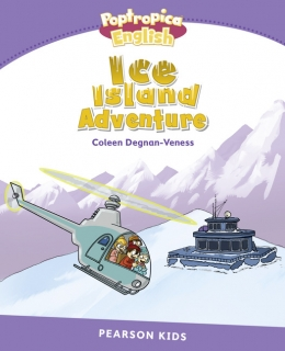 Pearson English Kids Readers: Poptropica English Ice Island Adventure