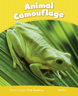 Pearson English Kids Readers: Animal Camouflage CLIL