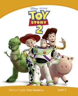 Pearson English Kids Readers: Toy Story 2