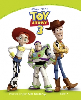 Pearson English Kids Readers: Toy Story 3