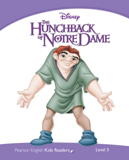 Pearson English Kids Readers: The Hunchback of Notre Dame