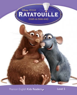 Pearson English Kids Readers: Ratatouille Reader
