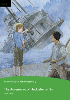Pearson English Active Readers: The Adventures of Huckleberry Finn + Audio CD