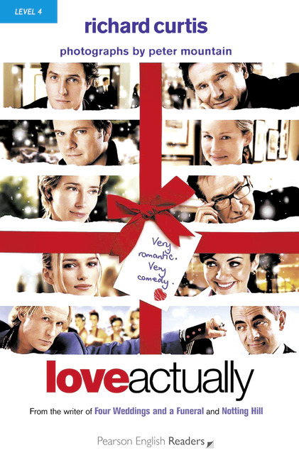 Pearson English Readers: Love Actually + Audio CD