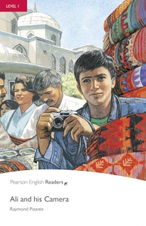 Pearson English Readers: Ali and His Camera + Audio CD