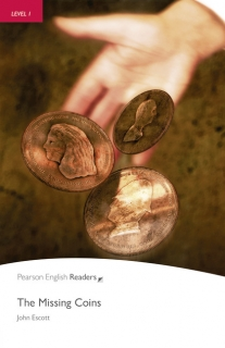 Pearson English Readers: The Missing Coins + Audio CD