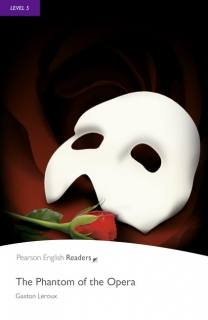 Pearson English Readers: The Phantom of the Opera + Audio CD