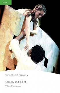 Pearson English Readers: Romeo and Juliet + Audio CD